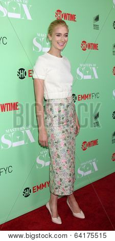 LOS ANGELES - APR 29:  Caitlin FitzGerald at the