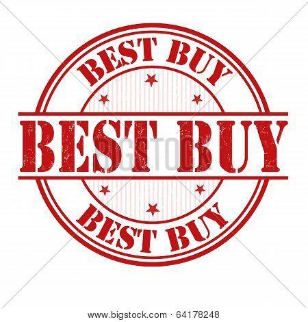 Best Buy Stamp