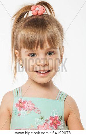 Cute Blonde Girl