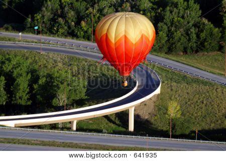 Hot Air Ballooning Highway