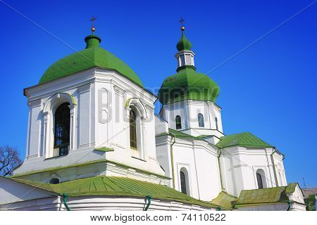 Church Of St Michael Prytysk