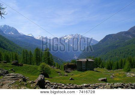 Aosta-Valley, Italy