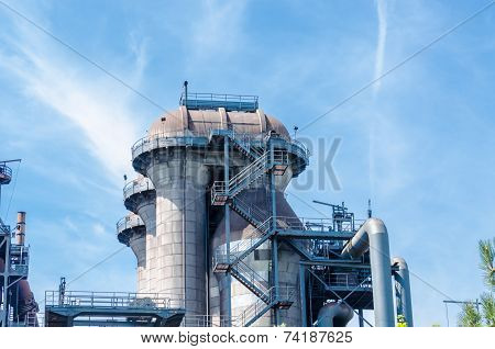 Industrial Buildings, Blast Furnace, Tower