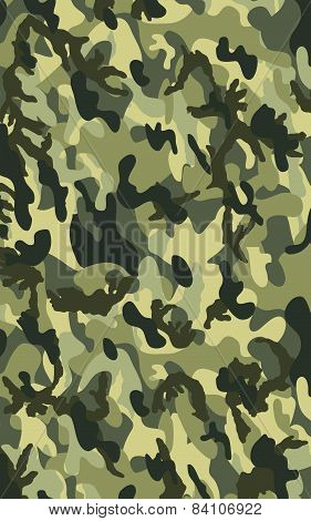 Camouflage army men military pattern