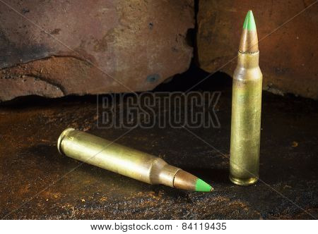 Armor Piercing Cartridges