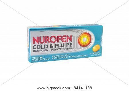 Nurofen Cold And Flu Pe