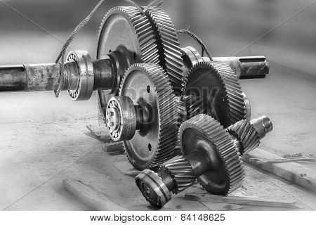 Repair Gear.