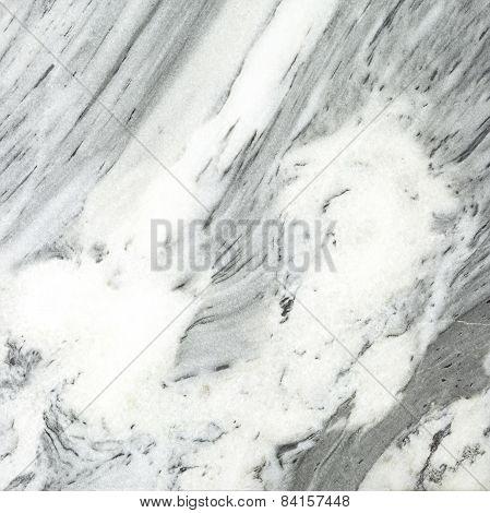 Beautifu Gray And Whitel Marble Slab Background