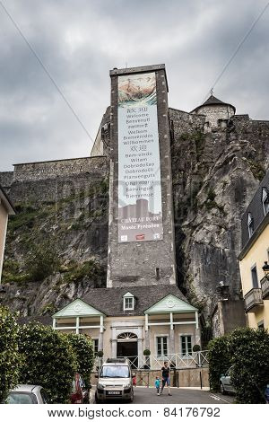 Chateau Fort And Musee Pyreneen