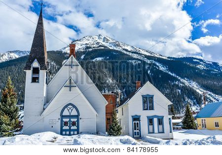 Church and Kendall Mountain