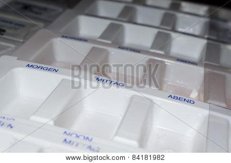 Medications Box
