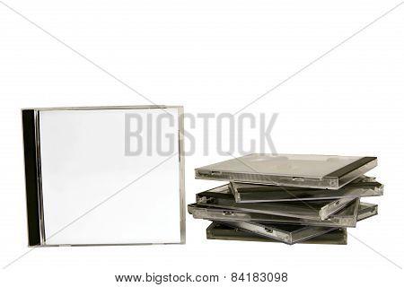 Blank CD Cases