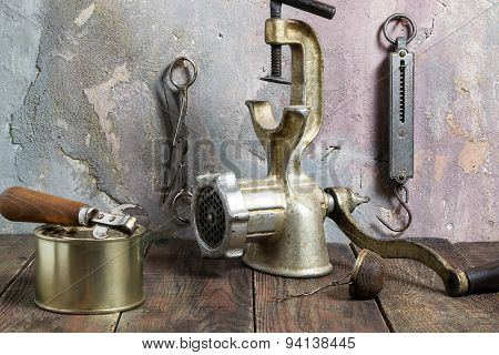 Obsolete Items For The Kitchen - Photo Of Vintage Style