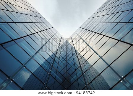 Modern Glassy Architecture
