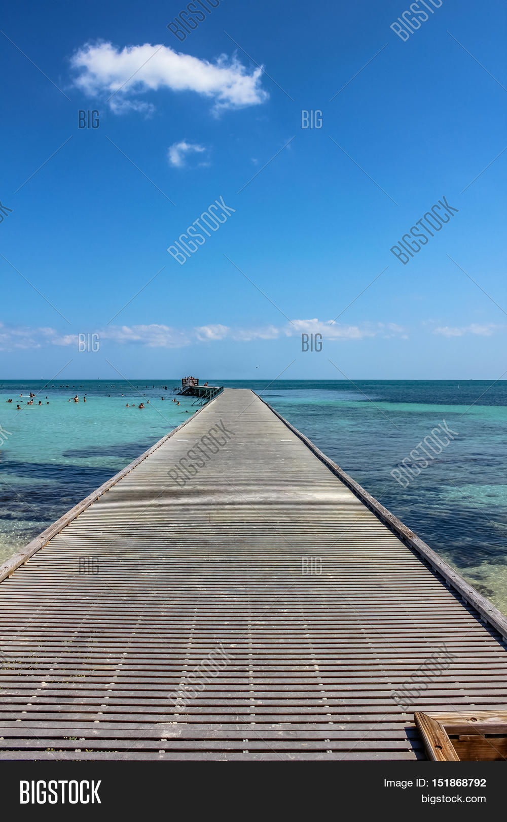 Wooden Pier Higgs Image Photo Free