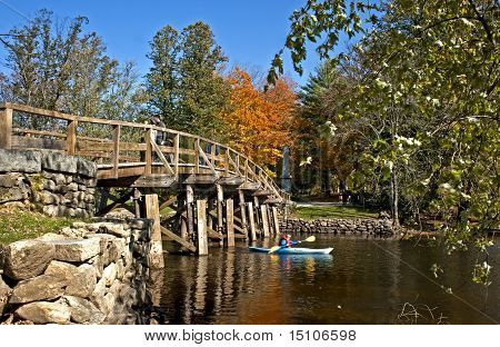 North Bridge, Concord