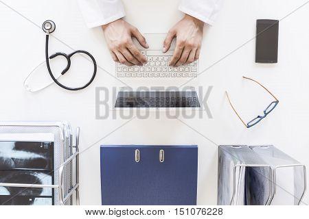 Each Profession Needs A Desk