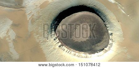 Alien eye,abstract landscapes of deserts of Africa ,Abstract Naturalism,abstract photography deserts of Africa from the air,abstract surrealism,mirage in Sahara,fantasy forms of stone in the desert