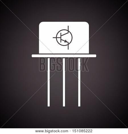 Transistor Icon
