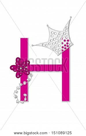 Alphabet Pageant Queen H