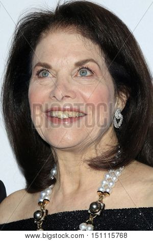 LOS ANGELES - OCT 8:  Sherry Lansing at the 2016 Carousel Of Hope Ball at the Beverly Hilton Hotel on October 8, 2016 in Beverly Hills, CA