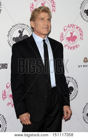 LOS ANGELES - OCT 8:  Dr. Robert Huizenga at the 2016 Carousel Of Hope Ball at the Beverly Hilton Hotel on October 8, 2016 in Beverly Hills, CA
