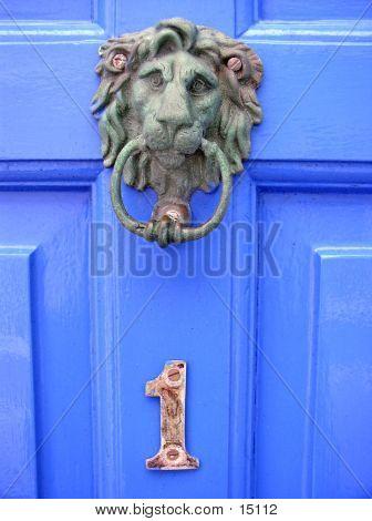 English Door (Number One)