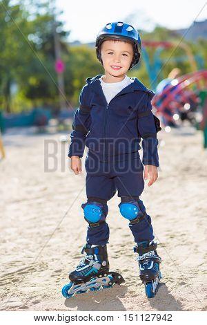 Adorable Skater Boy
