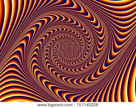 striped Swirls Spirals Fractals background for your desktop