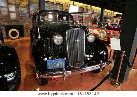 1935 Chevrolet Master 6 Sedan