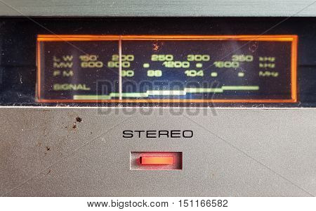 Button For Stereo