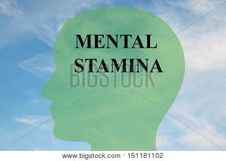 Mental Stamina Concept