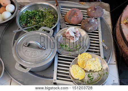 Vietnamese Street Food, Banh Can
