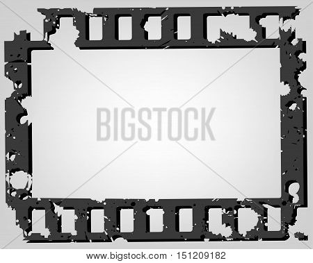 Frame Of Photographic Film