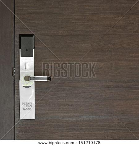 Electronic Card Lock
