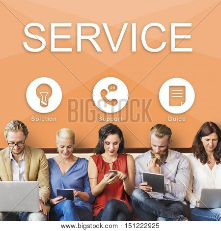 Service Support Solution Guide Concept
