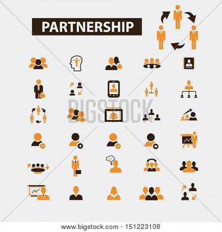 partnership icons