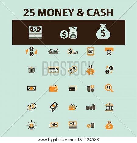 cash icons