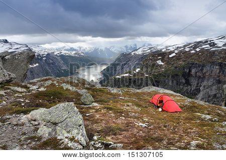 Dramatic Landscape - Norway