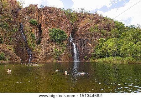 Wangi Falls Litchfield Park