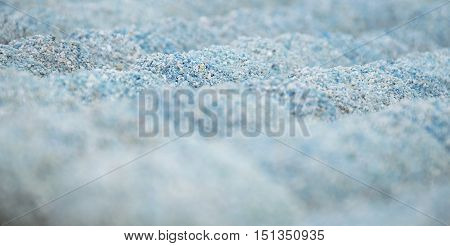 Abstract texture sand/Stone background. Oxygen air in farming aquatic. Bubble Aerator for fish.