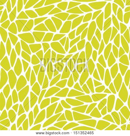 Vector seamless pattern for background. Repeating square abstract background. Abstract yellow wood pattern. Seamless yellow abstract square pattern. Repeating seamless yellow texture. Square wood