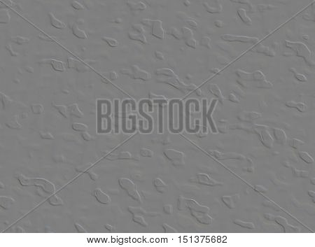 Grey emboss squeezed drops abstract horizontal grunge paper texture