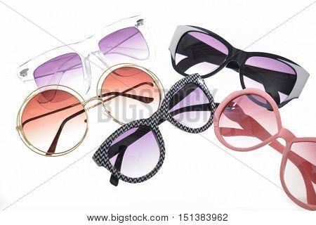 Five sunglasses