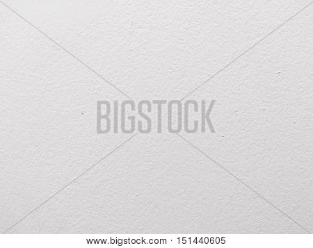 White Wall Made Of Cement Concrete Texture