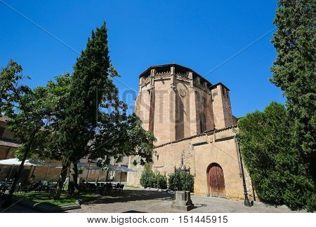 Convent Las Ursulas In Salamanca, Spain