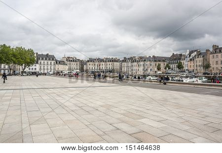 Vannes In Brittany