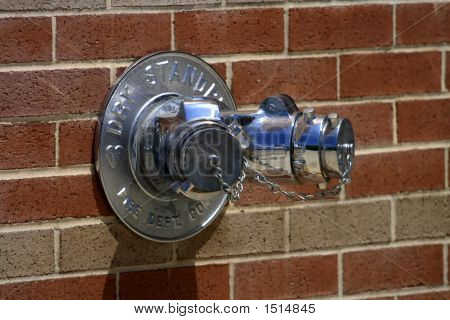 Dry Standpipe Connection
