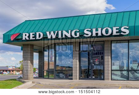 Red Wing Shoes Store