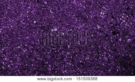 Asphalt, asphalt texture, scabrous asphalt background, asphalt pattern, abstract background, coloured asphalt background, abstract pattern, violet abstraction, grunge background